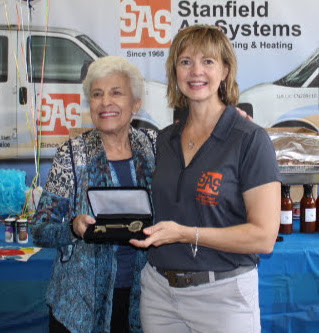 50th Birthday Party, the Key to the City of Athens, and the Lynn Stanfield Scholarship