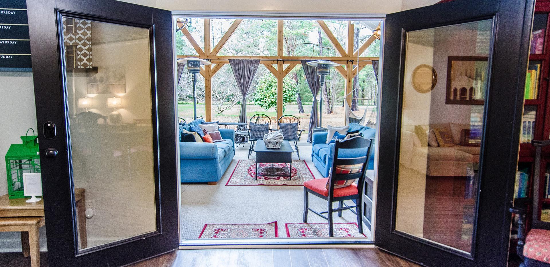 Side Room Living Area Carriker Cottage O