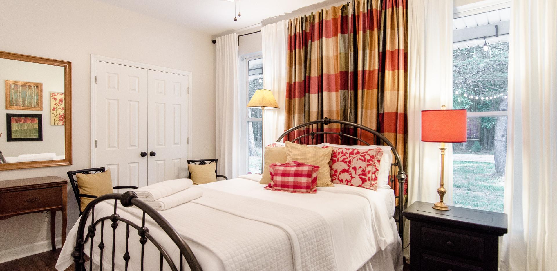 Guest Bedroom 1 Carriker Cottage Old Hai