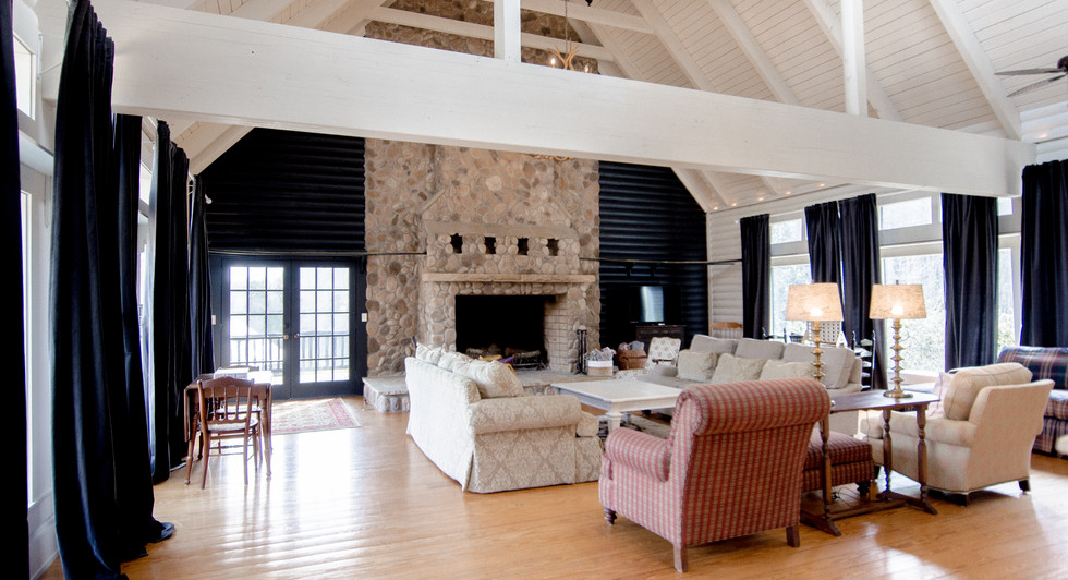 the lodge at old haigler inn mint hill nc airbnb charlotte Starr and brian haigler  (39 of