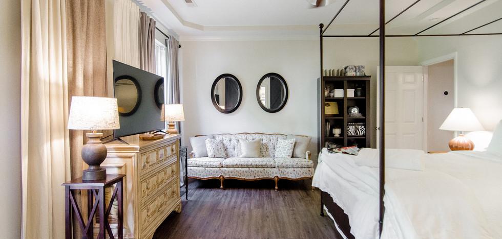 Master Bedroom Carriker Cottage Old Haig