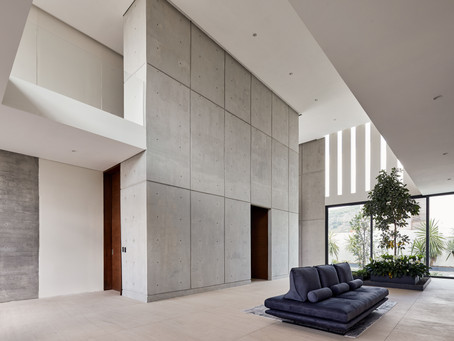 POR QUE AMAMOS EL CONCRETO APARENTE? / WHY DO WE LOVE EXPOSED CONCRETE?