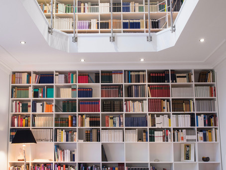 Excellent Ways To Improve Or Implement Your Ideal Home Library Design