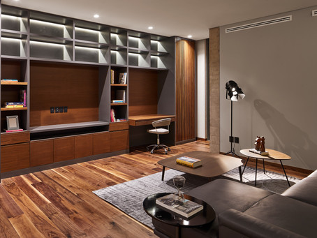 The Evolution And Issues Of Home Office And Home Interior Design