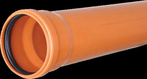 Труба наружняя ПВХ д.110-160 (Синикон)