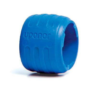 Uponor кольцо EVOLUTION синее с упором (PEX-a)