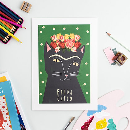Affiche FRIDA CATLO