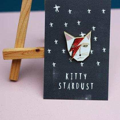 Pin's en émail Kitty Stardust