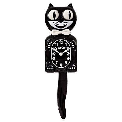 Kit-Cat Klock noir classique