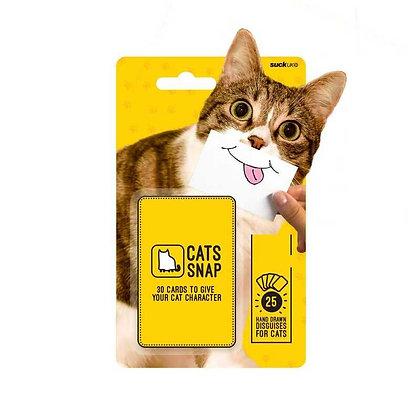 Snap Cat. Instantané chat