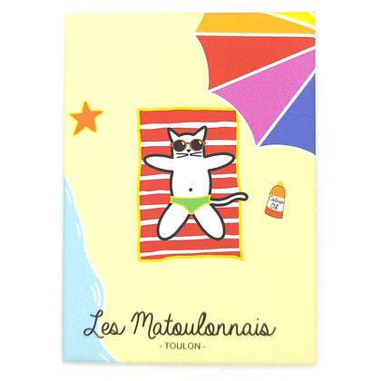 """Magnet """"Les Matoulonnais"""""""