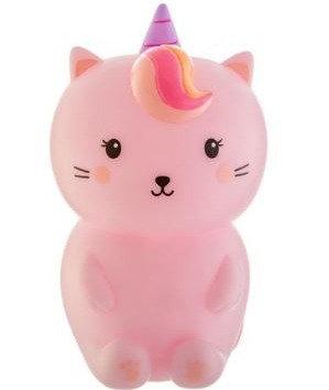 Veilleuse chat licorne