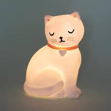 Veilleuse Chat trop mignon