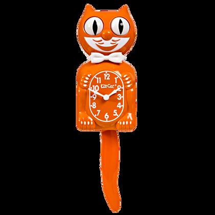Kit Cat Klock en édition limitée Pumpkin Delight