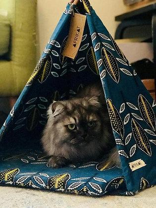 Tipi pour chat Afrikat