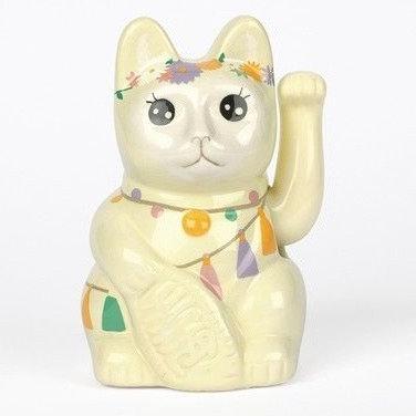 Lama Chat porte bonheur