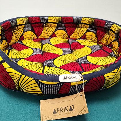 Panières en WAX Afrikat Taille S