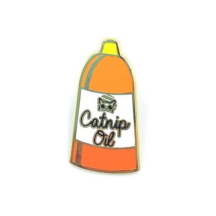 "Pin's Catnip Oil ""Les Matoulonnais"""