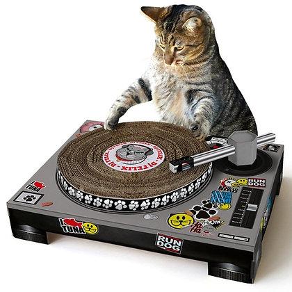Grattoir pour chat 'DJ'