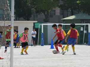 葛西FC夏フェスを行いました