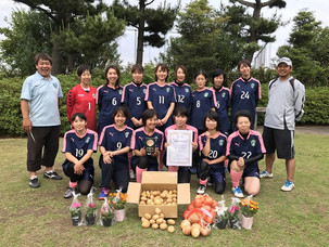 2017E DOGAWA MOTHERS CUP 第1回 高木ひでたか杯で敢闘賞(4位)に輝きました