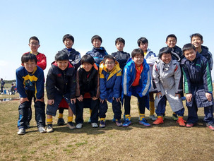 6年生最後の篠崎Gでした