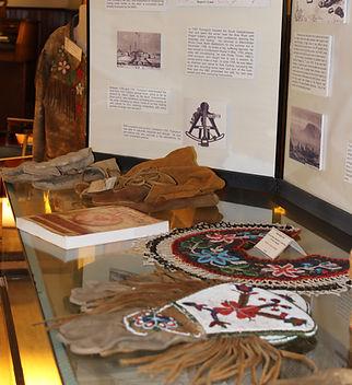 Drayton Valley Museum Exhibits