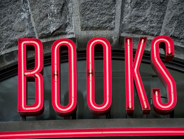 """""""Libri"""" Sign"""