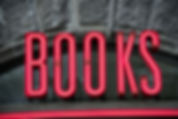"""Books"" Sign"