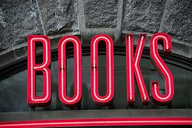 Books Neon