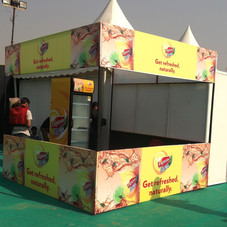 Promotional Stall