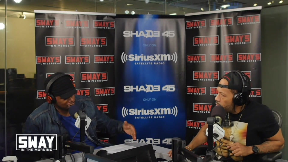 REDMAN Talks CMUSA on Sway .mp4
