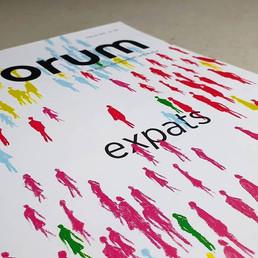 Forum cover design