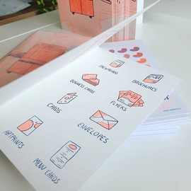 Risograph Sample Pack