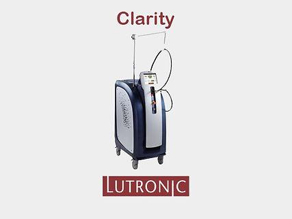 lutronic elettromedicali laser medicina estetica clarity