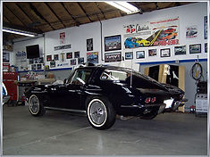United States Muscle Car Builders