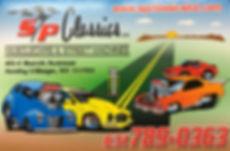 S/P Classics Promotional Postcard