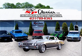 S/P Classics Muscle Car, Hot Rod and Classic Auto Builders