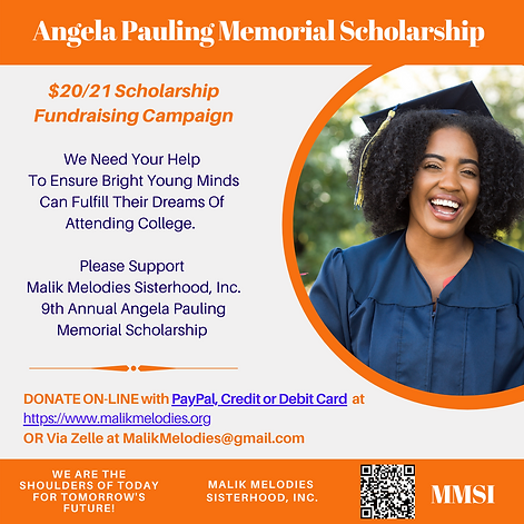 $20_21 Scholarship Fundraising Campaign.