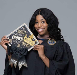 Shalena Boca College Grad Pic 2017