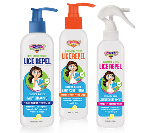 BOGO / Daily Shampoo & Conditioner Includes FREE Leave-in Conditioning Spray
