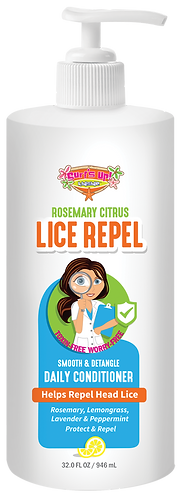 32 OZ | Surf's Up Lice Repel Daily Conditioner