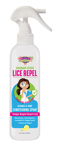 8.1 OZ | Surf' s Up Lice Repel Leave-in Conditioning Spray
