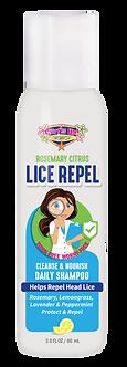 2 OZ | Lice Repel Daily Shampoo
