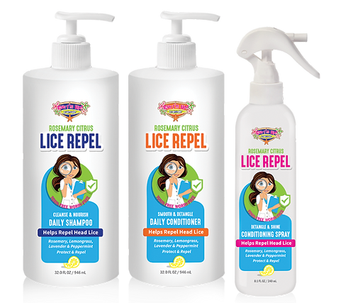 32 OZ BOGO | Includes FREE Leave-in Conditioning Spray