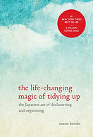 change - the life changing magic of tidy