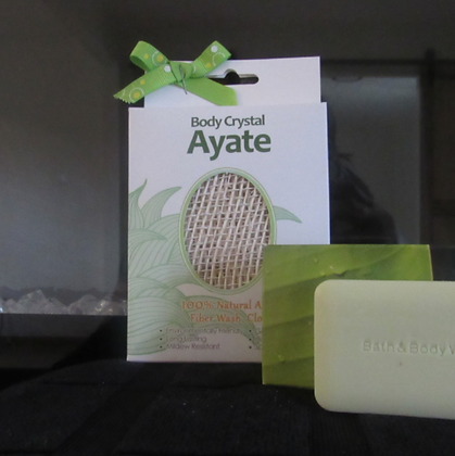 Ayate Washcloth - Boxed