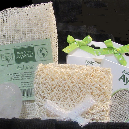 Spa Package Assorted Products