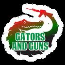 Gators and Guns Logo