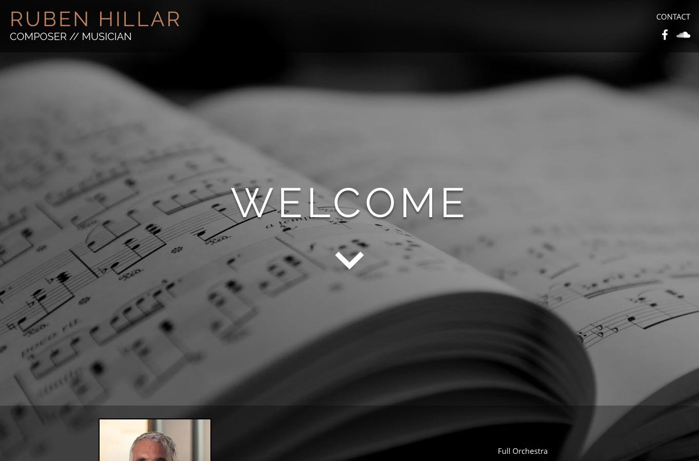 Ruben Hillar Music